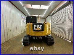 2016 Cat 308e2 Cr Cab Track Excavator, Ac/heat, 18 Manual Qa Bucket