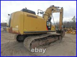 2016 Cat 336FL excavator, Caterpillar 336 trackhoe, very good condition, video
