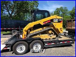 2016 Caterpillar 279D Compact Track Loader, Skid Steer, 1030 Hours