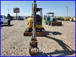 2016 Caterpillar 304E CR Mini Ex Excavator Trackhoe Cat 304
