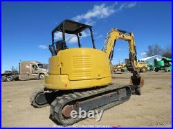 2016 Caterpillar 305E2 CR Mini Excavator Hydraulic Thumb Aux Hyd Q/C bidadoo