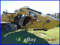 2016 Caterpillar 323fl With Thumb Hydraulic Excavator Crawler Track Cat 323