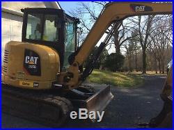 2016 Caterpillar Mini-Excavator 305 E-2