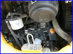 2016 John Deere 35G EXCAVATOR Diesel Runs and operates Great