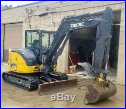 2016 John Deere 60g Excavator