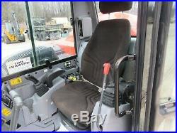 2016 Kubota KX080-4 80 Mid EXCAVATOR Diesel Runs and operates Great Thumb! Cab