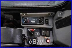 2016 Kubota Kx040-4 Mini Compact Cab Excavator, 30 & 12 Bucket, Front Aux