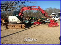2016 Link Belt 75 Spin Ace Excavator