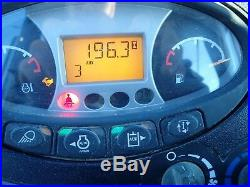 2017 BOBCAT E35i MINI EXCAVATOR, CAB, HEAT/AC, HYD THUMB, 3RD VALVE, 24HP DIESEL