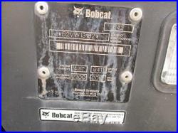 2017 Bobcat E42 Mini Excavator, 461 Hours, EROPS, AC/Heat, 2 Speed, 42 HP Doosan