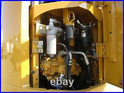 2017 Cat 314elcr Hydraulic Excavator Diesel Rubber Tracks Low Hours