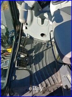 2017 John Deere 35G MINI EXCAVATOR 505 low hours ready to work