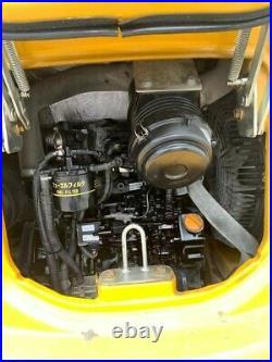 2017 John Deere 35g Mini Excavator With Bucket