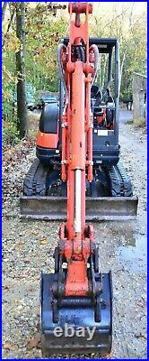 2017 Kubota KX71-3 Mini Excavator