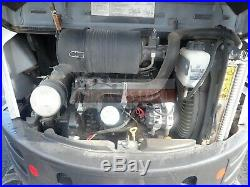 2018 Bobcat E42 Mini Excavator Cab Heat/ac Hyd Thumb 2 Speed La 346 Hours 42 HP
