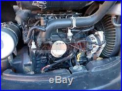 2018 Bobcat E45 Mini Excavator, Cab, Heat/ac, Long Arm, Hyd Thumb, 2 Spd, 277 Hrs