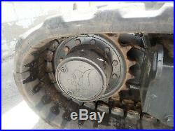 2018 Bobcat E45 Mini Excavator, Erops, Heat/ac, Aux Hydraulics, 399 Hrs, 42.7 HP