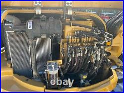 2018 Cat 305.5e Cr 1189 Hrs 2 Speed Hydraulic Thumb