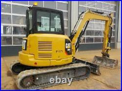 2018 Caterpillar 305E2 Digger CAT Excavator only 888 hours