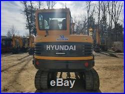 2018 Hyundai Robex 55-9A