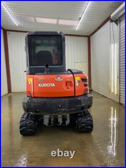 2018 KUBOTA KX040-4 Used