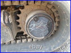 2019 Bobcat E42 Mini Excavator, Cab, Heat/ac, 2 Spd, Hyd. Thumb, 575 Hrs, 42.7hp