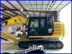 2019 CATERPILLAR 316FL Hydraulic Excavator
