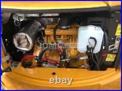 2019 Caterpillar 303.5e2 Cr Cab Air Heat Mini Track Crawler Excavator Cat 303