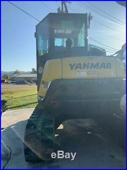 2019 Yanmar SV-100 Hydraulic Excavator