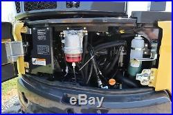 2019 Yanmar VIO55-6A Cab, Heat, A/C, Hydraulic Thumb, Hydraulic Coupler