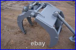 2-3 Ton Mini Digger HD Grapple. 3yr warranty Inc Vat! JCB CAT Takeuchi Case