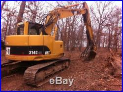 314CCR Caterpiller Excavator