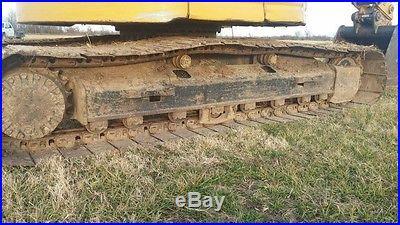 321C LCR Cat Excavator