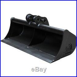 36 Rhinox Mini Digger / Excavator Grading Bucket Yanmar B15-3 / SV15 / VIO15