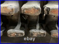 400x73x74 Tracks John Deere 50D Hitachi EX58MU 74 Links 6692960 400x72.5x74 Pair