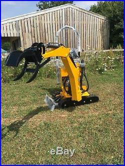 Ax24 Micro Mini Excavator