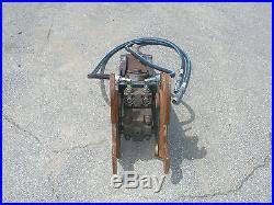 B0BCAT 2570 HYDRAULIC BREAKER HAMMER FOR BOBCAT EXCAVATOR