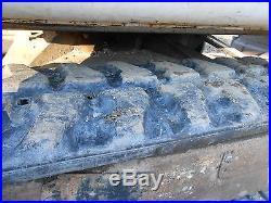 BOBCAT 334 EXCAVATOR KUBOTA DIESEL VERY GOOD TRACKS HYDRAULIC THUMB