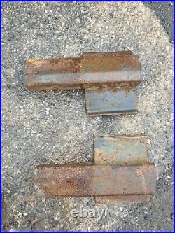 Bobcat 322D mini digger excavator dismantling for parts! Blade extensions