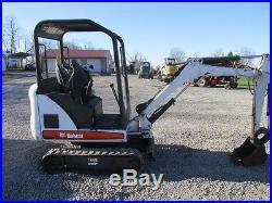 Bobcat 322 Mini Excavator