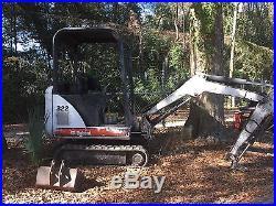Bobcat 322 Mini Excavator! Coming in Soon
