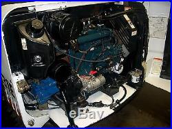 Bobcat 331E Mini Excavator Cab Heat Air Extend a Hoe One Owner