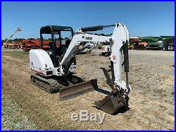 Bobcat 331 Mini Excavator WithThumb and Dozer Blade NICE MACHINE