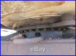 Bobcat 334 Mini Excavator 24 bucket kubota diesel rubber tracks low hours orops