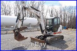 Bobcat 337 Excavator