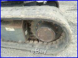 Bobcat 337g Mini Excavator, Orops, Aux Hydraulics, X-chg, 2 Speed, Pre-emissions