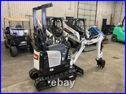 Bobcat 418 mini excavator