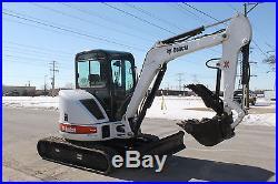 Bobcat 430 AG ZHS Compact/ Mini Excavator 2005