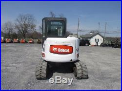 Bobcat 435G Mini Excavator withCab