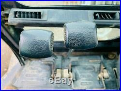 Bobcat 435 MIDI Rubber Track Excavator Full Cab Thumb Backhoe Bob Cat Dozer